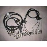 кабели к приборам...