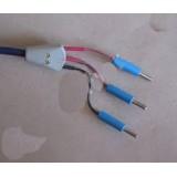 «три пальчика - три малых пальчика» кабель соединительный коаксиальный