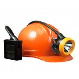 ПрофКиП СГГ-5 шахтерский касочный фонарь с аккумулятором