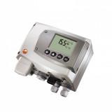 testo 6351 - Трансмиттер дифференциального давления для установки в нормальных зонах