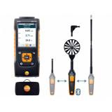 testo 440 delta P Комплект для вентиляции 2 с Bluetooth® - testo 440 delta P Комплект для вентиляции 2 с Bluetooth®