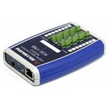 АСЕ-1768 USB/LAN модуль дискретного ввода-вывода 8-канальный